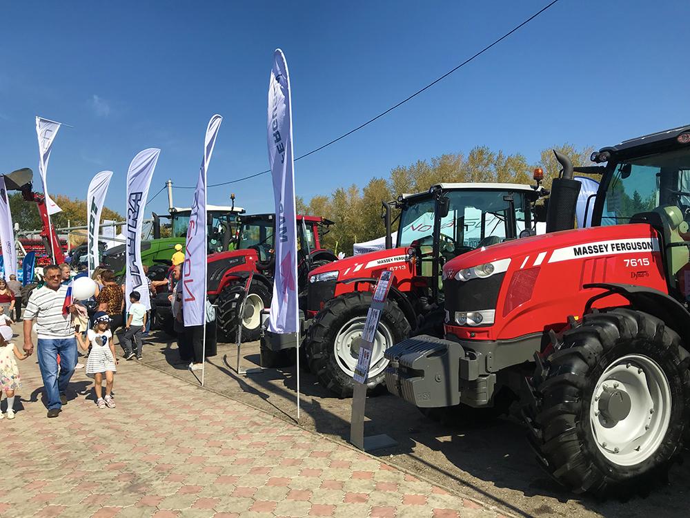 Компания приняла участие в Поволжской агропромышленной выставке