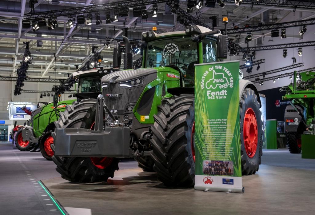 Fendt 942 Vario «Трактор года 2020»