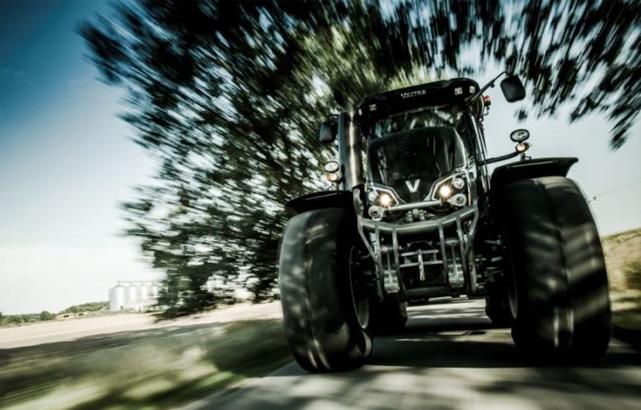Новое поколение высокомощных тракторов Valtra® S серии выходит на российский рынок