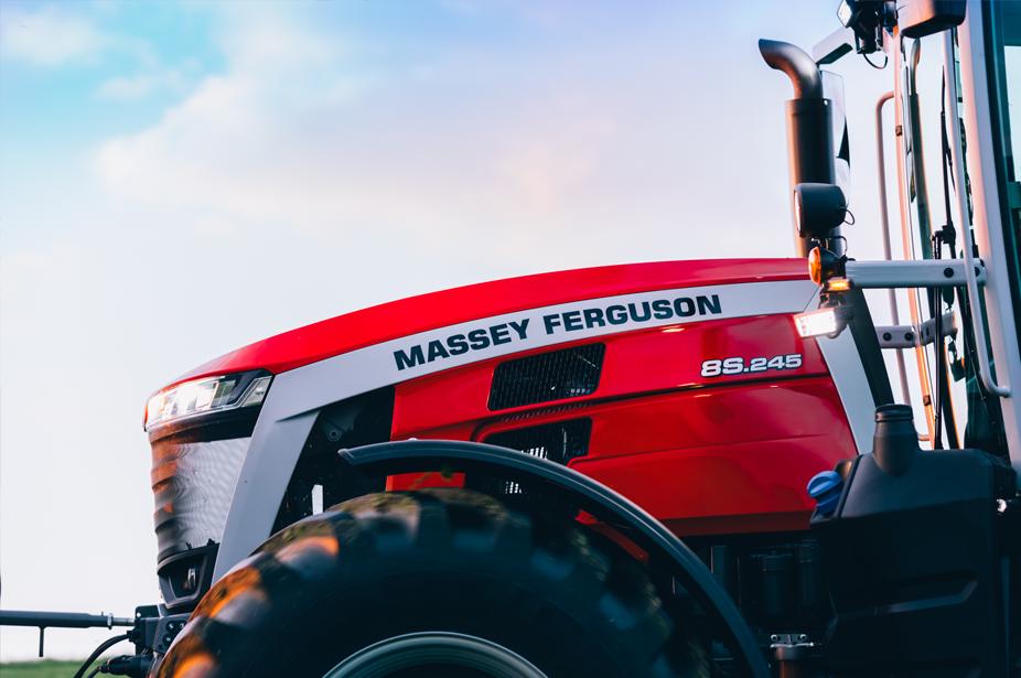 Тракторы MF 8S получили премию Red Dot 2021